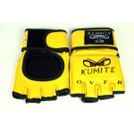MMA FIght Gloves - Yellow