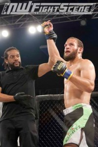 Kumite Sponsored Fighter Adam Smith notches up another win.